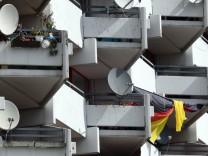 Zahl der Sozialwohnungen sinkt weiter