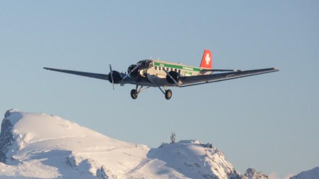 Ju-Air Schweiz Juncker