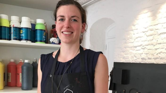 Amelie Martin, stellv. Programmleiterin, Kunst- und Sozialpädagogin