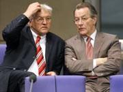 Müntefering, Merkel, dpa, Kritik, Kanzlerin, Hartz IV
