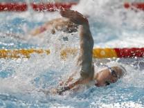 European Championships 2018 - Schwimmen