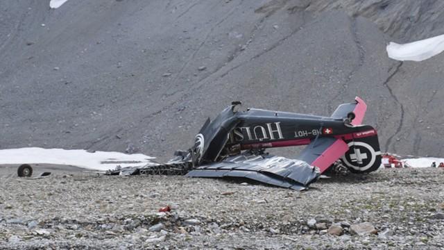 Unglück und Unfall Schweiz