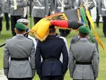 Gelöbnis am Reichstag