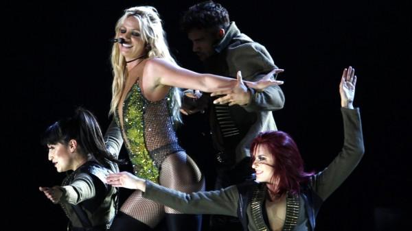Britney-Spears-Konzert 2017 in Taiwan