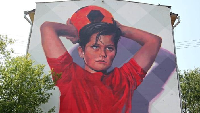 Wandbild von Martin Ron