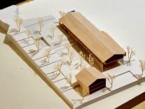 Architekturwettbewerb Bürgerhaus Münsing