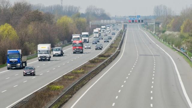 Vollsperrung Autobahn A2