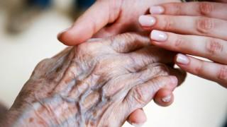 Pflege alter Menschen