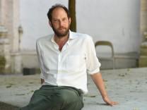 Olivier Guez: Foto IPP Gioia Botteghi 20 06 2018 Roma Festival delle letterature 2018 nella foto Olivier Guez I