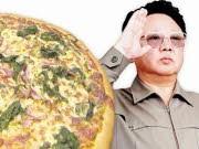Pizza Pjöngjang, Nordkorea, Kim Jong Il