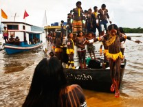 Woche der indigenen Völker in Brasilien