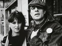 Cleo Kretschmer und Klaus Lemke in den 70er Jahren.