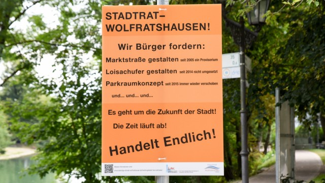 Wolfratshausen Wolfratshauser Stadtpolitik