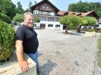 Feldafing Forsthaus am See : neuer Pächter Michael Heinen