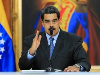 Venezuelas Präsident Nicolas Maduro