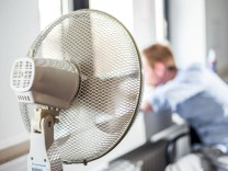 Ein Recht auf Hitzefrei gibt es nicht.