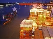 Der Hamburger Hafen - Tor zur Welt, Foto: AP