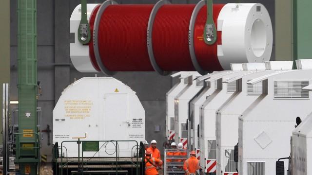Castor - Nuclear Waste Transport