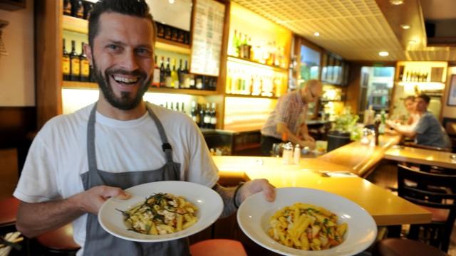 Restaurants in München Grappalo