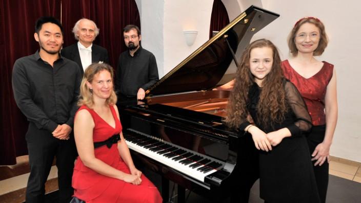 Seefeld  Schloss Pianoclub