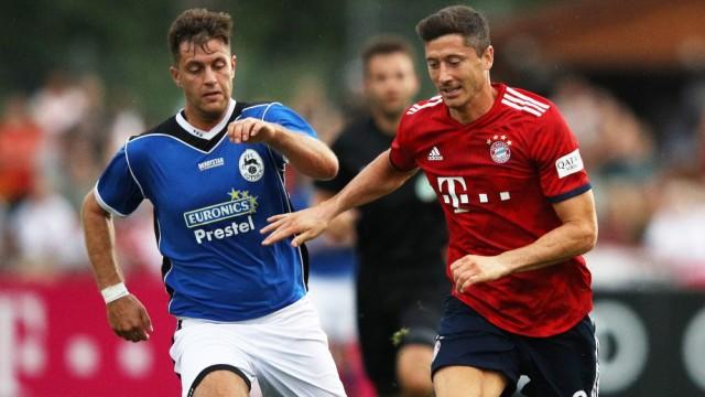 SV Rottach-Egern v FC Bayern Muenchen - Pre-Season Friendly