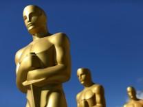 Oscar-Statue in Hollywood