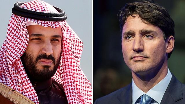 Kanada ist ein ideales Ziel für Saudi-Arabiens Strafaktionen