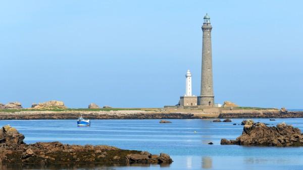 Höchster Leuchtturm Europas in der Bretagne