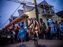 Carnival season begins in New Orleans