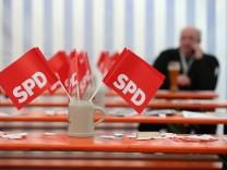 Um die SPD ist es in Bayern vielerorts einsam geworden.