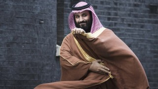 The Crown Prince Of Saudi Arabia Visits The UK