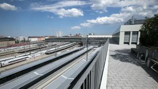 Dachterrasse Bildungsreferat,  Bayerstraße 28