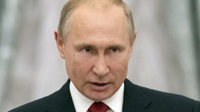 Politik Russland Fall Skripal