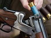 jagd gewehr waffe schusswaffe  dpa