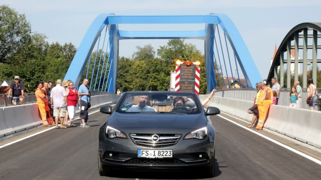 Moosburg Freie Fahrt in Moosburg