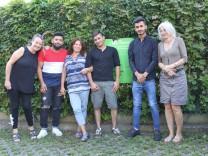 Junge Flüchtlinge in Dießen/SOS-Kinderdorf
