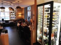 "Restaurant ""Pure Wine & Food"" in München, 2018"
