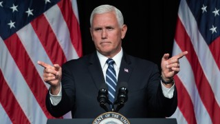 Politik USA Weltraumstreitmacht