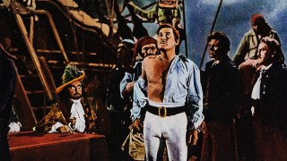 Flynn Errol in Against All Flags 1952 004 Against All Flags is a 1952 American pirate film starring