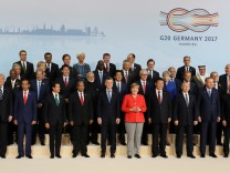 FILE PHOTO: G20 leaders summit in Hamburg