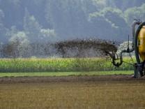 Landwirt beim Odeln, 2017