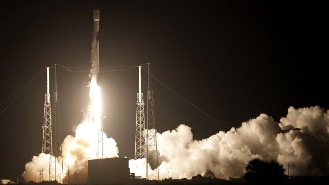 Verteidigungspolitik Space Force
