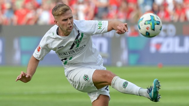 GER 1 FBL Bayer 04 Leverkusen vs Hannover 96 12 05 2018 BayArena Leverkusen GER 1 FBL Bayer