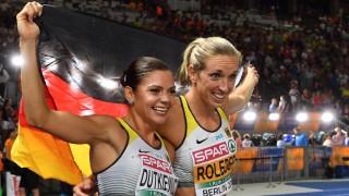 Süddeutsche Zeitung Sport Hürdensprint bei der Leichtathletik-EM