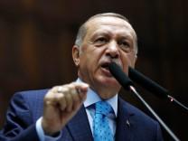 Erdogan bezeichnet Israel als 'rassistischsten Staat der Welt'