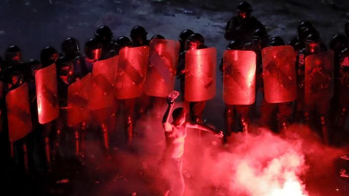 Proteste in Rumänien