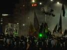 Ausschreitungen bei Anti-Regierungsprotesten in Rumänien (Vorschaubild)