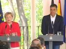 Merkel begrüßt Flüchtlings-Abmachung mit Spanien (Vorschaubild)