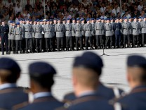Feierliches Gelöbnis der Bundeswehr