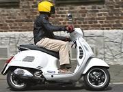 Neue Motorroller
